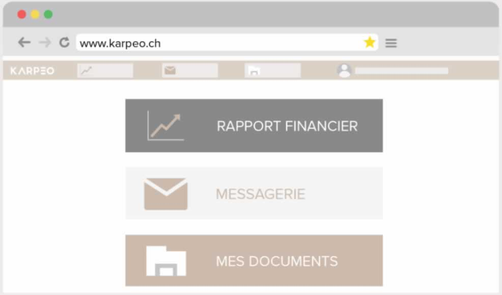 Fiduciaire en ligne : une interface simple