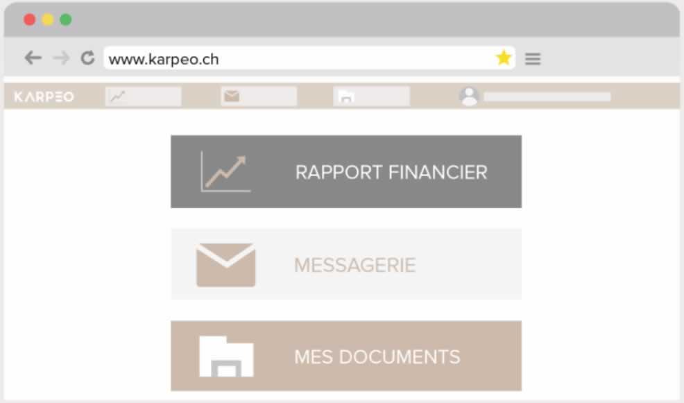 Fiduciaire en ligne : une interface simple
